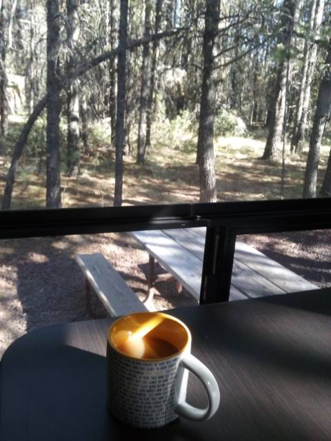 Coffee in Bend
