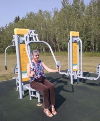 Lorraine exercise