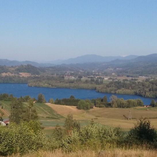 Mayfield lake