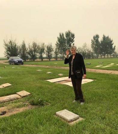 Spirit River cemetery