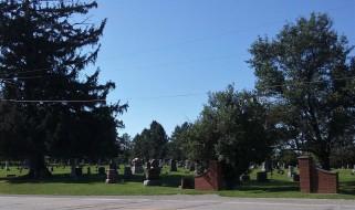 Ackworth cemetery