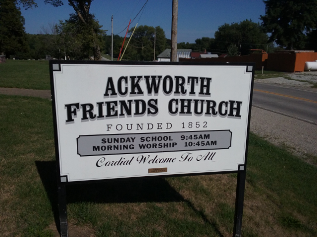 Ackworth sign