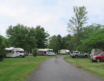 Four Mile Cr Campground