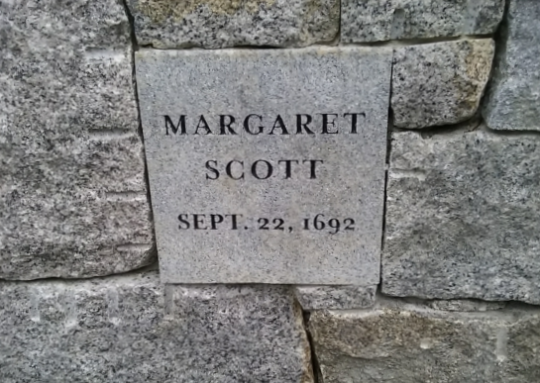 M Scott Proctor's Ledge
