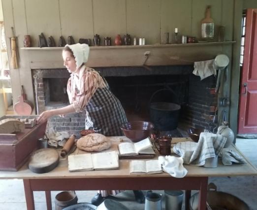 Sturbridge baking