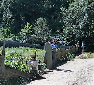 Sturbridge fence