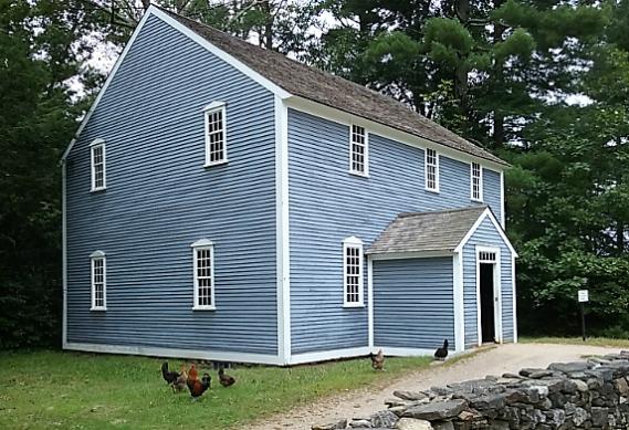 Sturbridge Quaker Meetinghouse