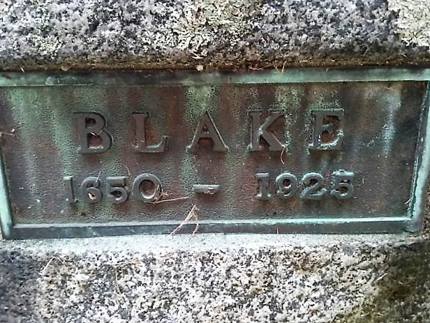 Blake monument
