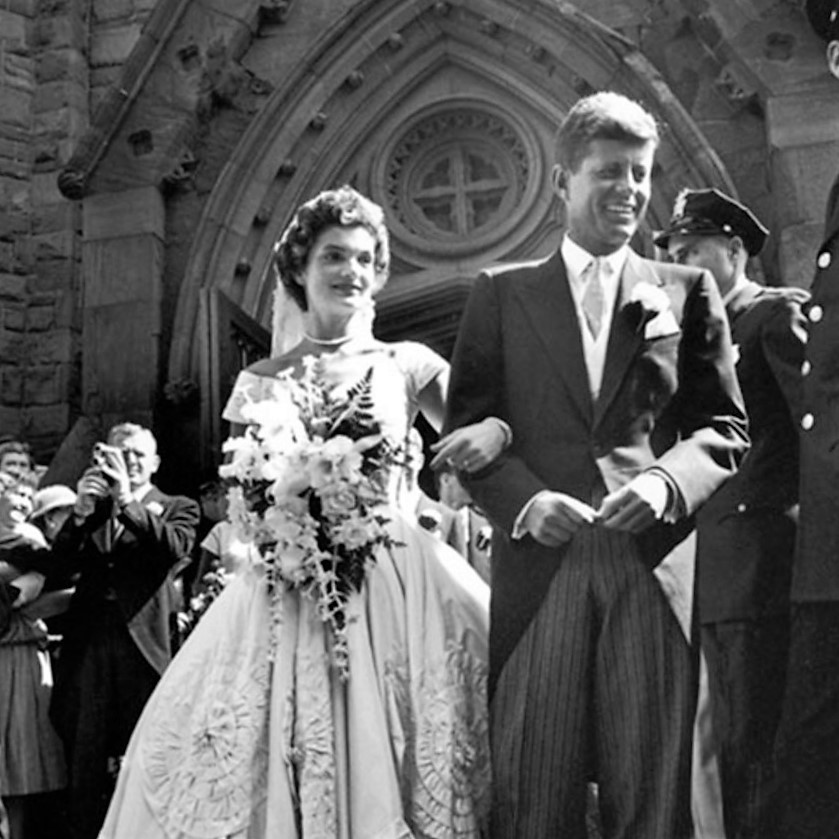 JFK wedding