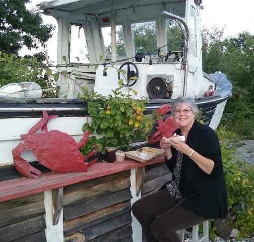 Lorraine in Maine