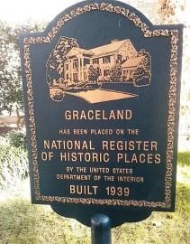 Graceland marker