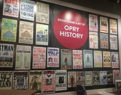 Opry History