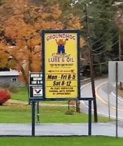 groundhog lube