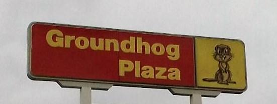 groundhog plaza