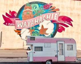 Waxahachie trailer